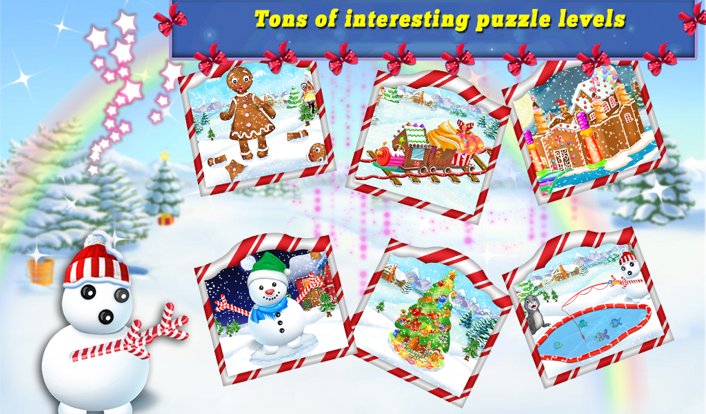 Christmas Jigsaw Puzzle Fun