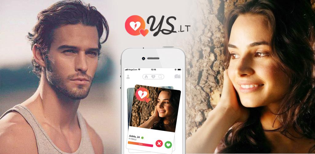 Dating app - ys.lt