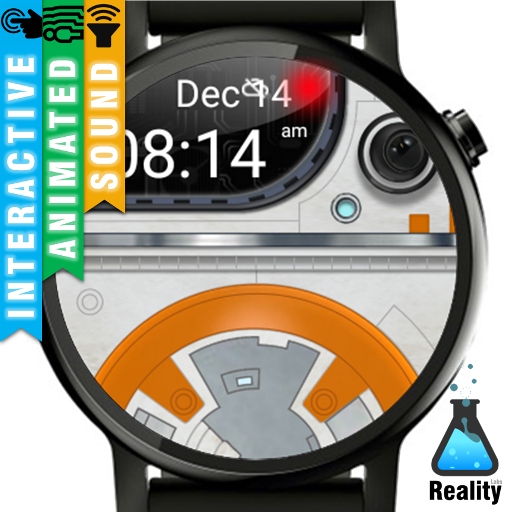 Droid 8 - Watch Face