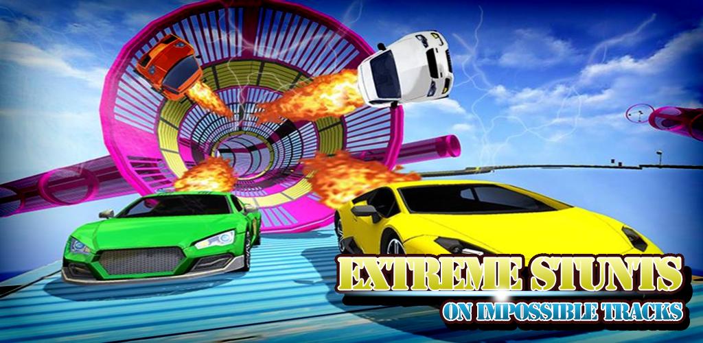 Extreme Car Stunts on Impossible Tracks