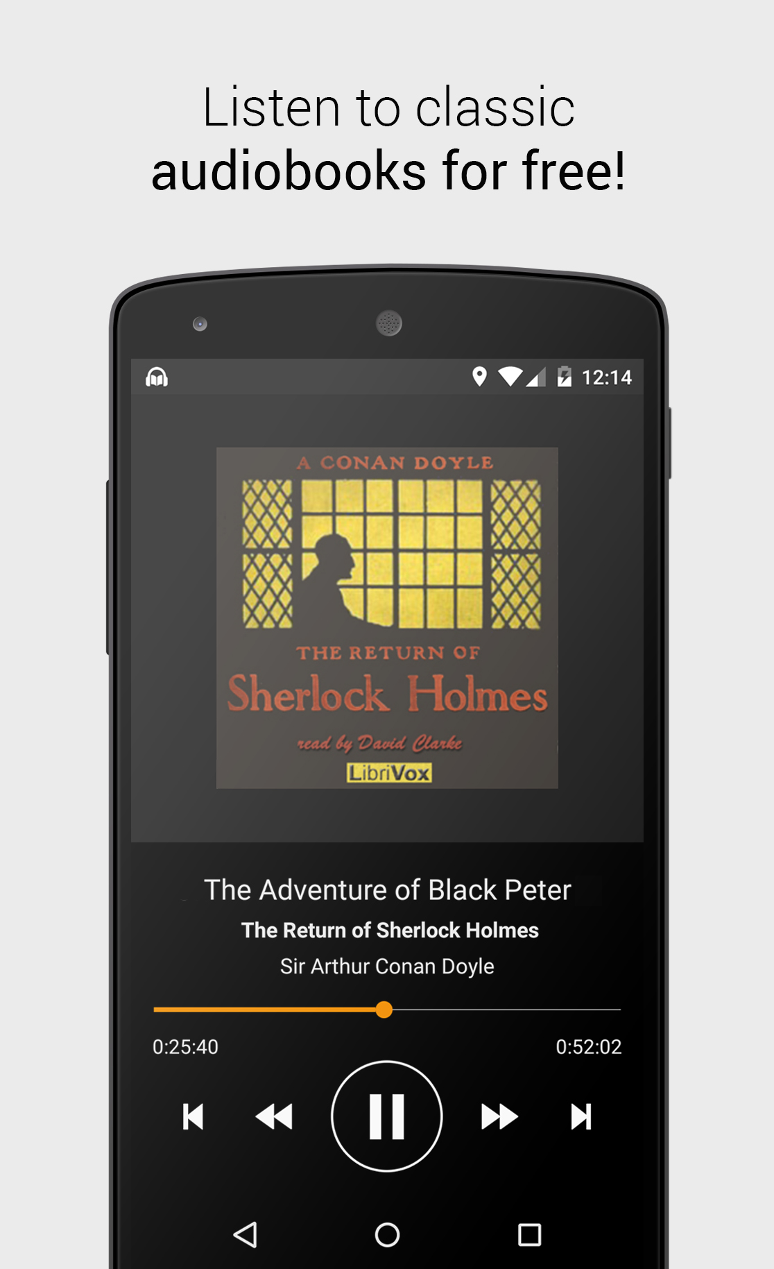 Free Audiobooks Libri