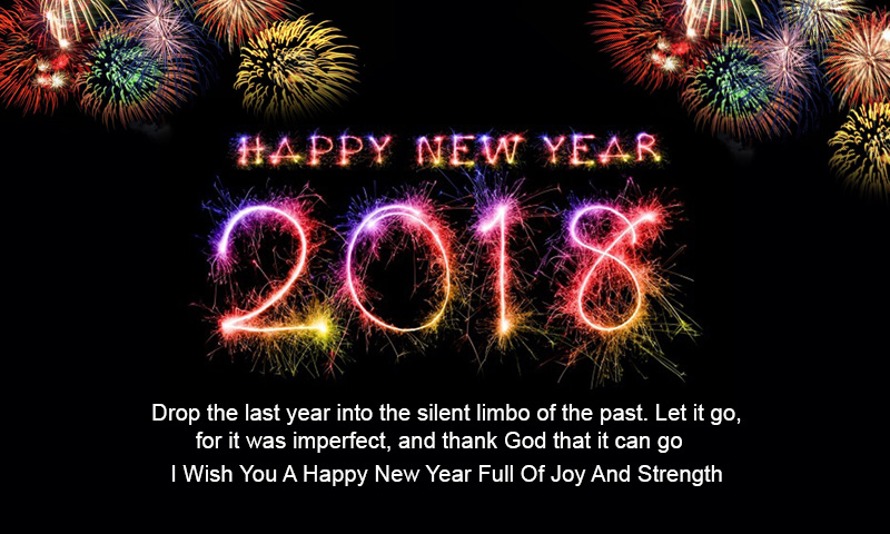 Happy New Year Greetings & Quotes