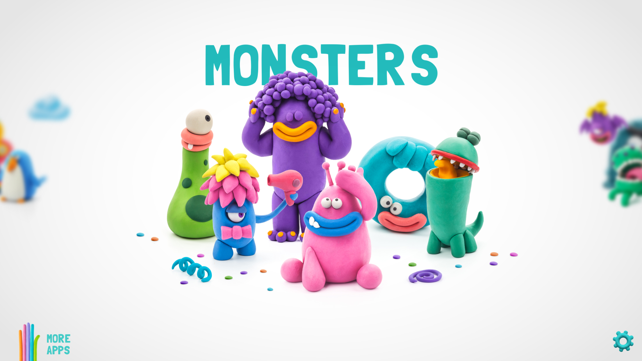HEY CLAY® MONSTERS