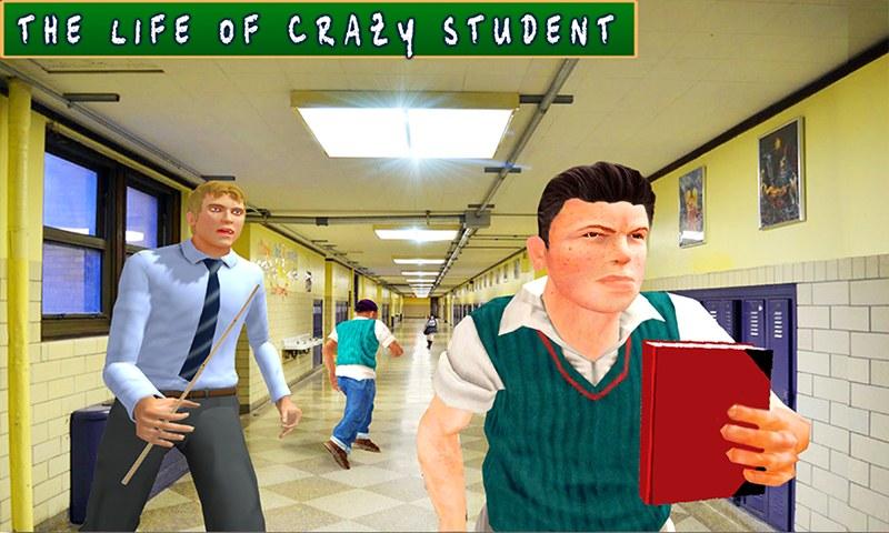 High School Gangster Boy Simulator