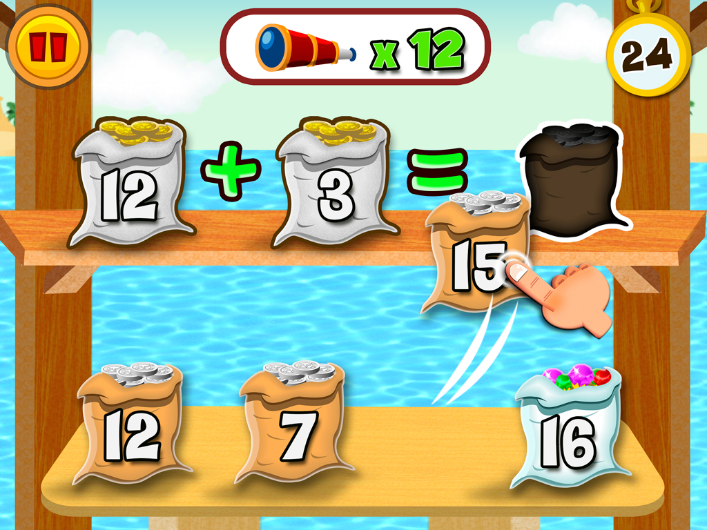MathLand: Math Learning games for kids