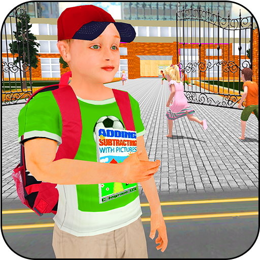 Preschool Kids Education Simulator