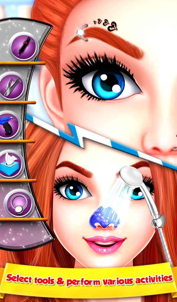 Princess Piercing Artist Salon