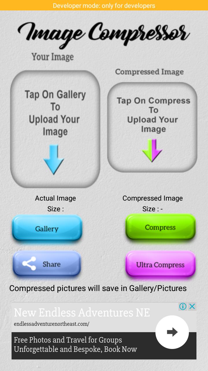 Ultra Image Compressor
