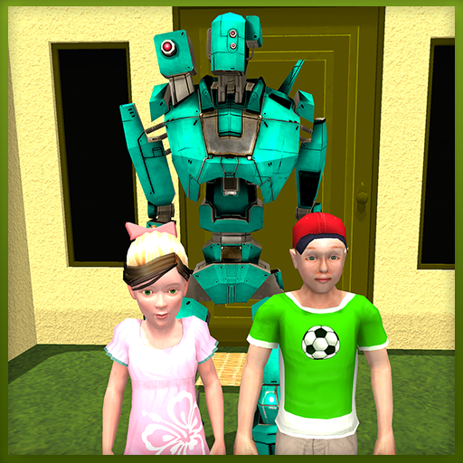 Virtual Robot Family Sim
