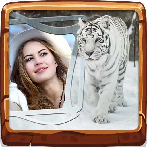 Wild Animals Photo Frames