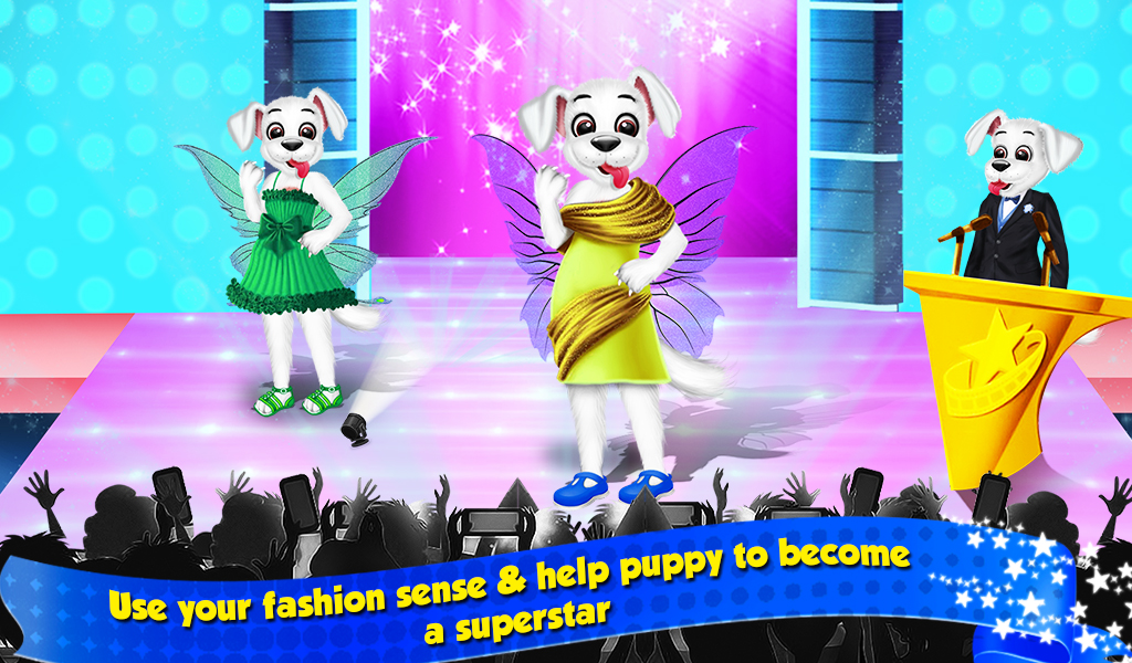 World Superstar Puppy Fashion Award Night
