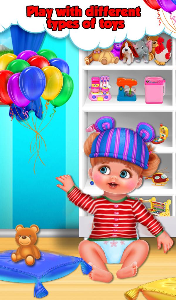 Baby Ava Daily Activities