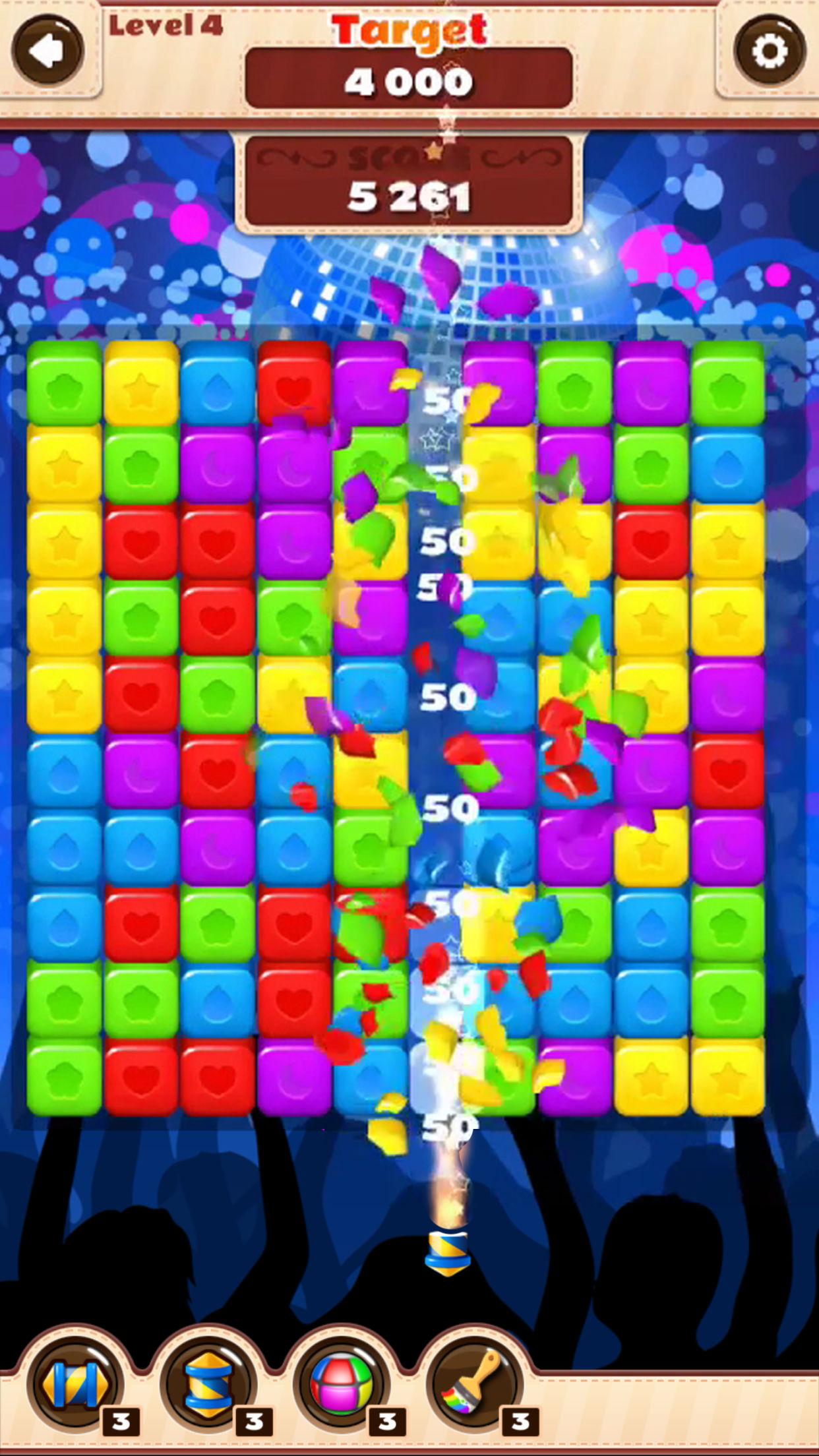Block Puzzle POP!!