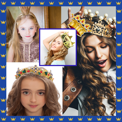 Crown Photo Collage