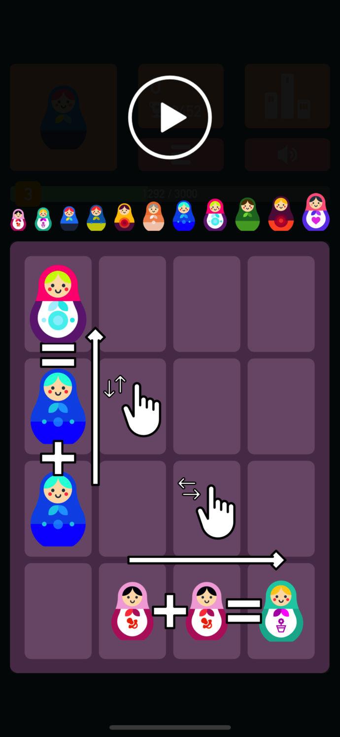Matryoshka Card Game
