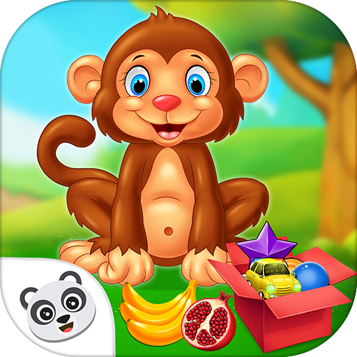 Monkey Preschool Adventures: Trivia For Kids