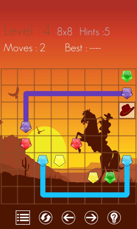 Necto Puzzle Game