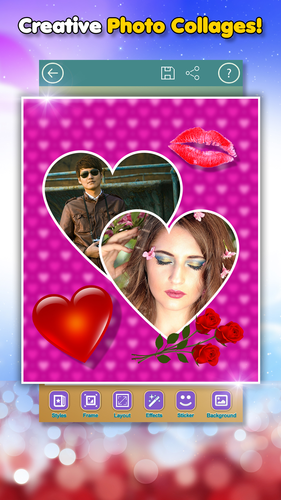 Photo Collage : Collage Maker
