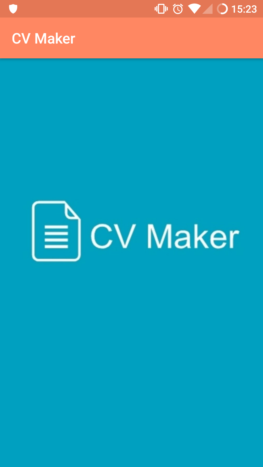Professional CV Maker