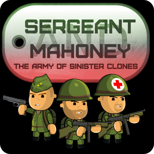 Sergeant Mahoney and the army of sinister clones