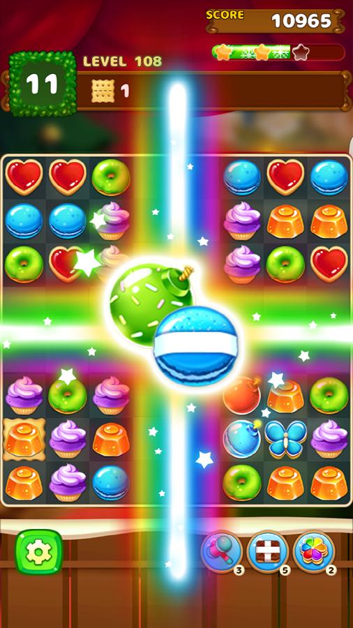 Sugar POP : Puzzle Master