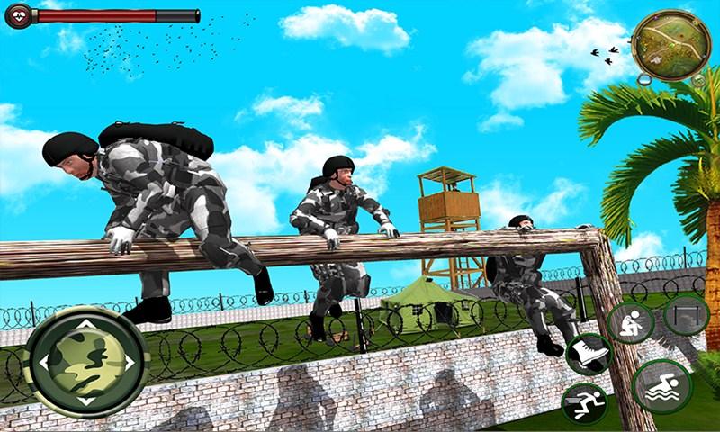Unknown Army Training Royal Academy