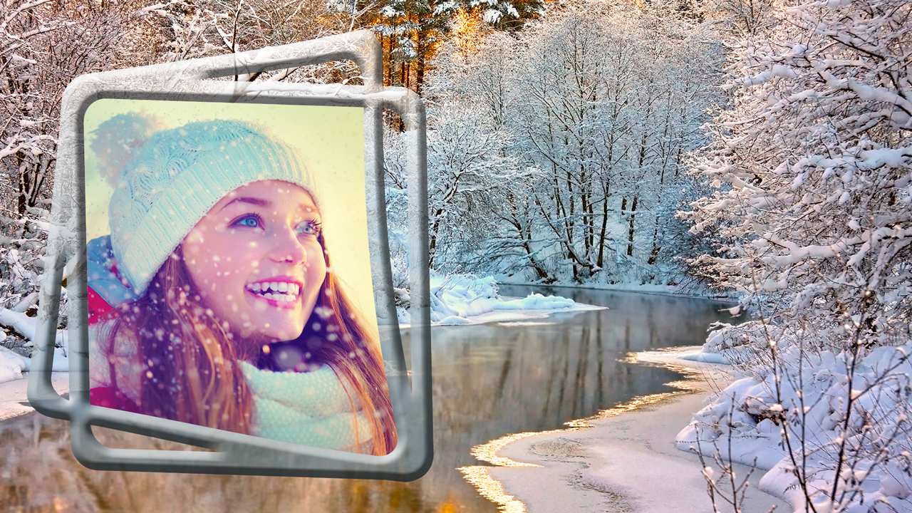 Winter Photo Editor