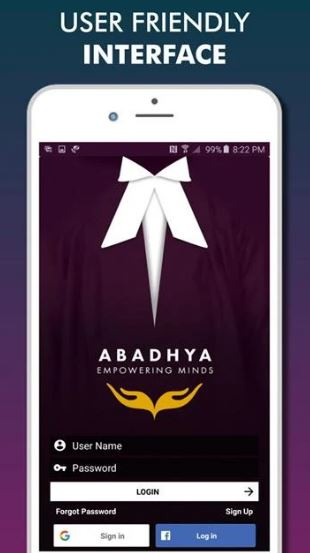Abadhya: The Law App