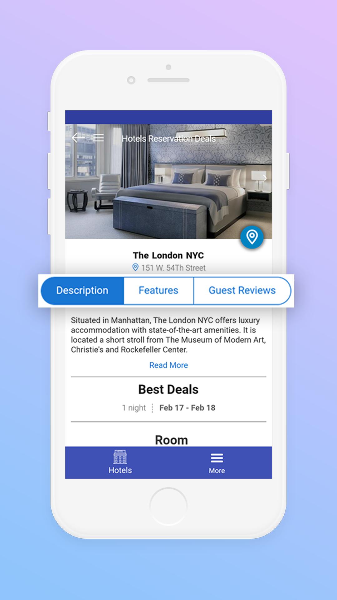 Hotels Reservation Deals