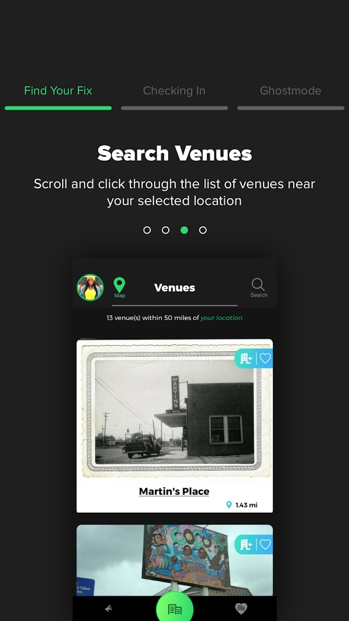 JERRi: Find Bars & Restaurants