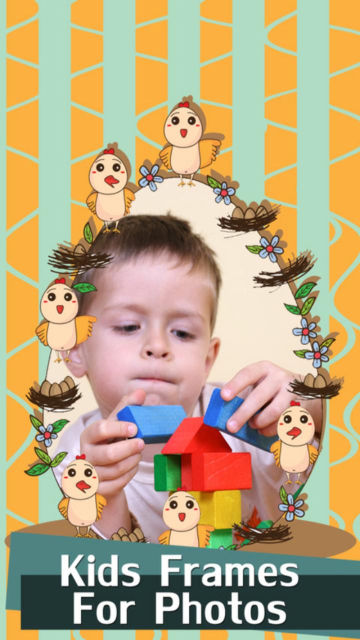 Kids Frames For Photos
