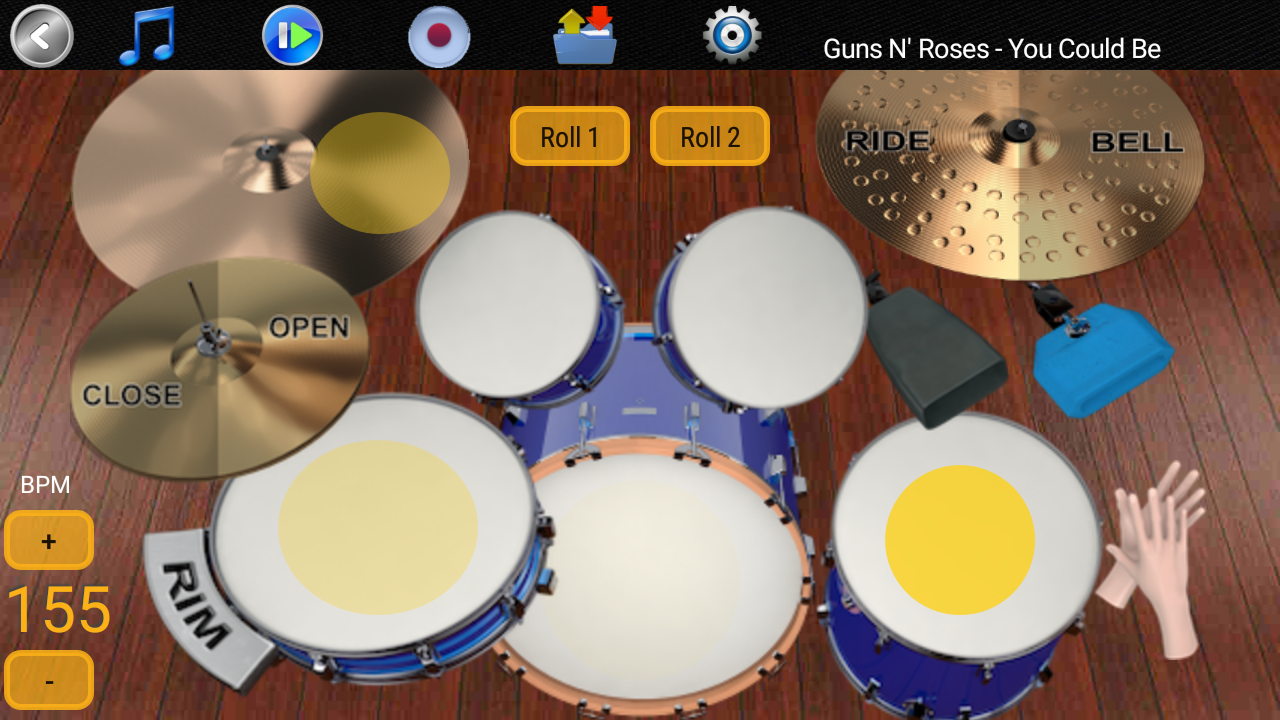 Learn To Master Drums