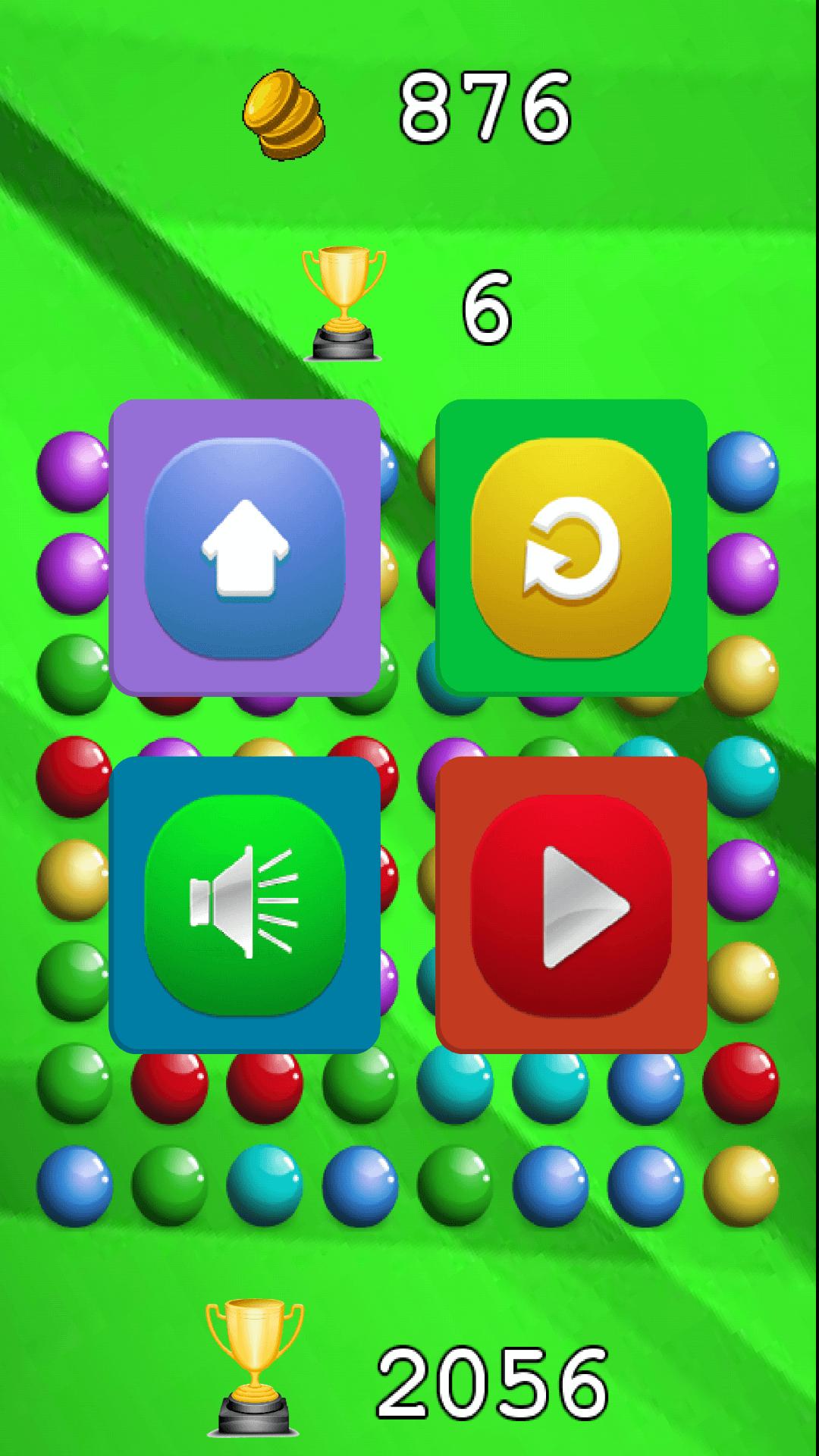 Match 3 Balls Crush Puzzle Game