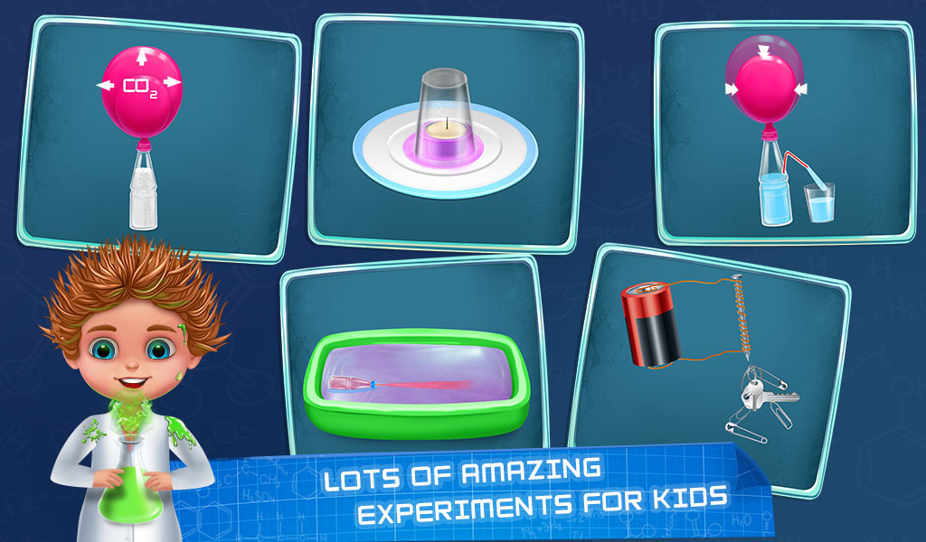Science Experiments in School Lab - Learn with Fun