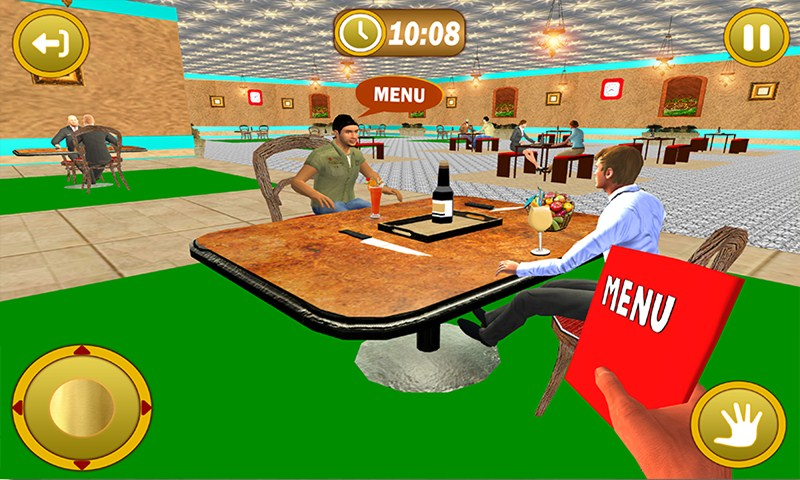 Virtual Chef Cooking Restaurant 3D