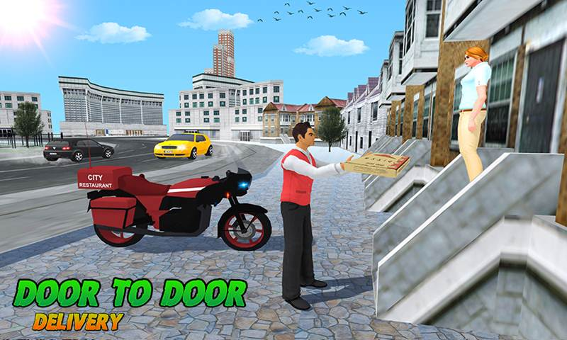 Virtual Waiter Restaurant Game 3D