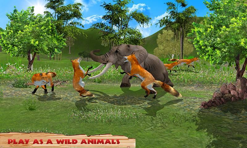 Wilder Animals Life Survival Sim