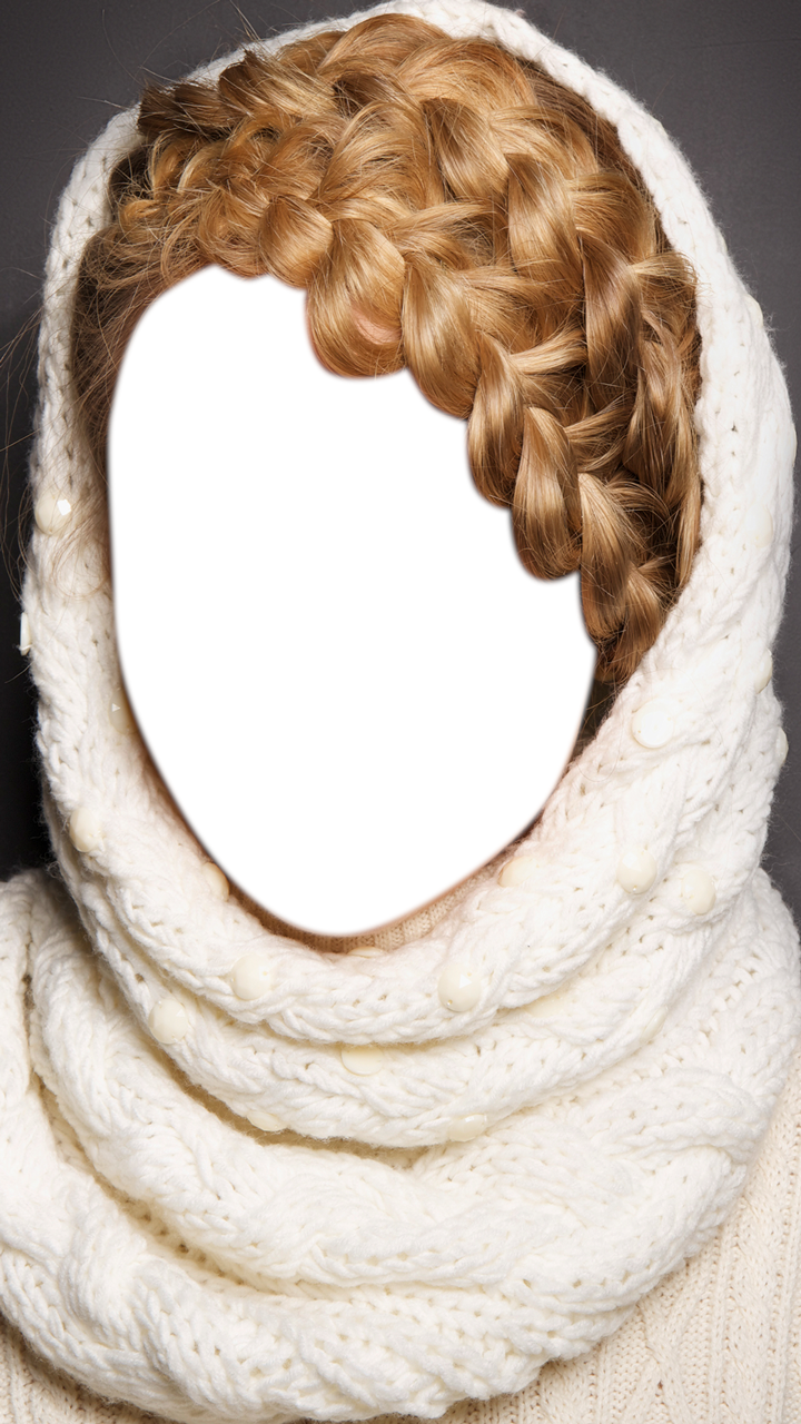 Winter Hairstyle Beauty Salon