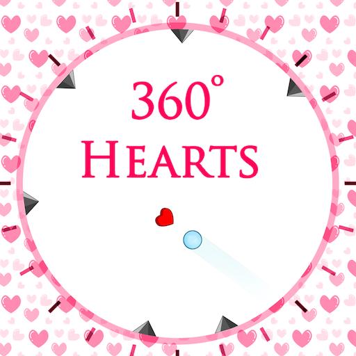 360 Hearts ❤️