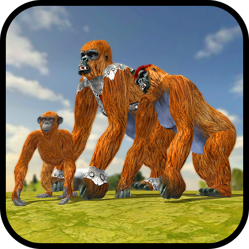 Angry Gorilla Family Simulator