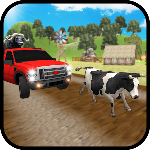 Animal Transport ATV Truck Racing