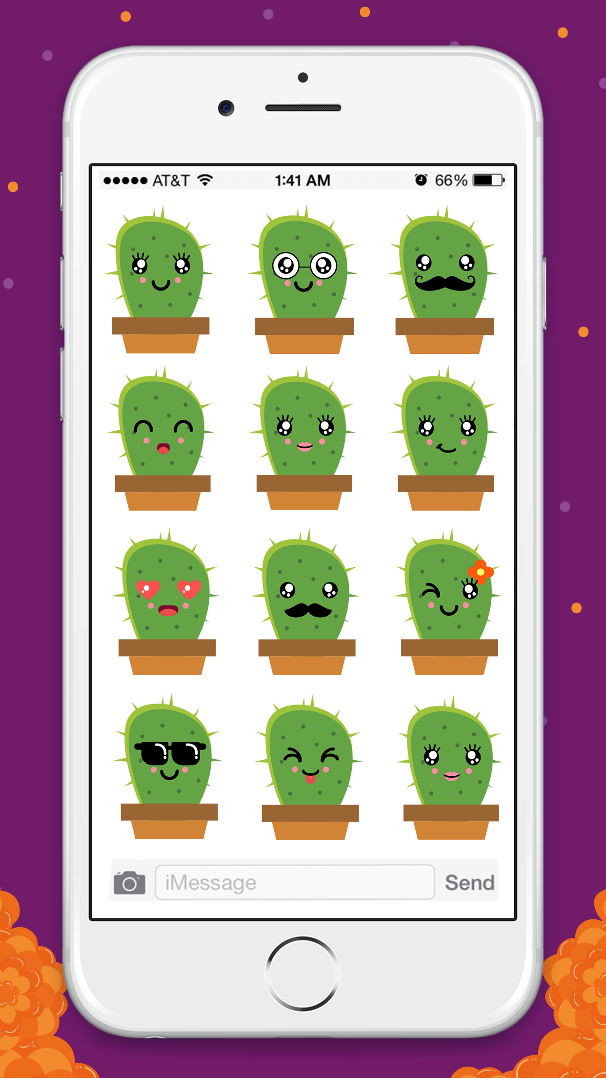 Animated Cactus