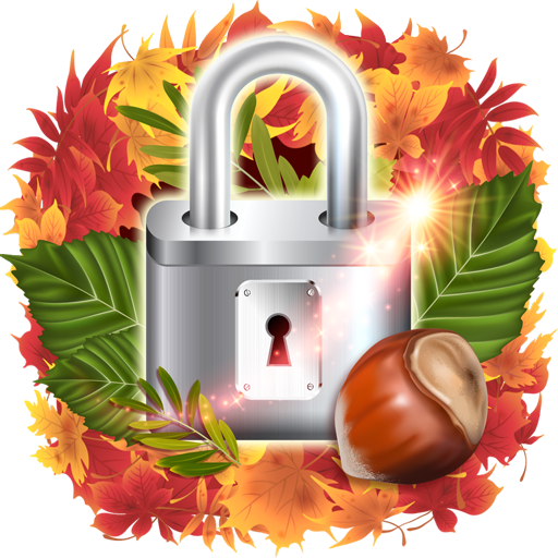 Autumn Theme Smart App Lock