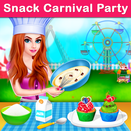 Carnival Funfair Snack Party