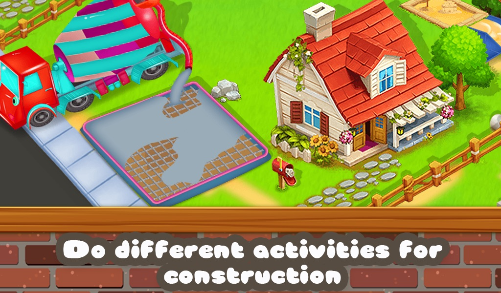 Construction Tycoon City Building Fun Game