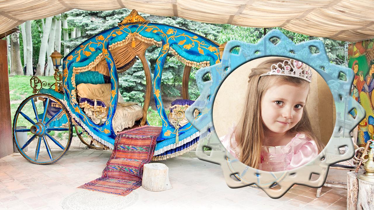 Frames For Little Princess
