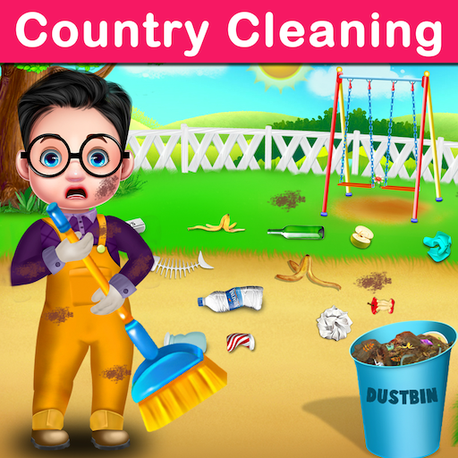 Keep Your Country & City Town Clean & Green