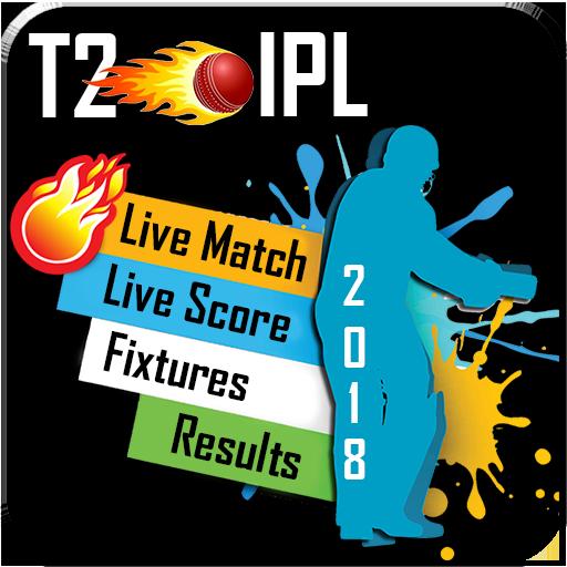 Live T20 IPL 2K18
