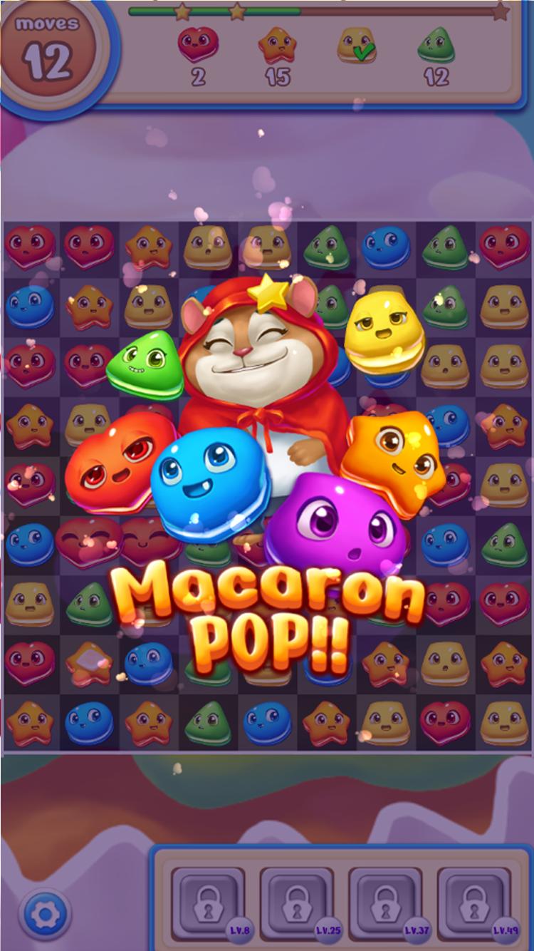 Macaron Pop