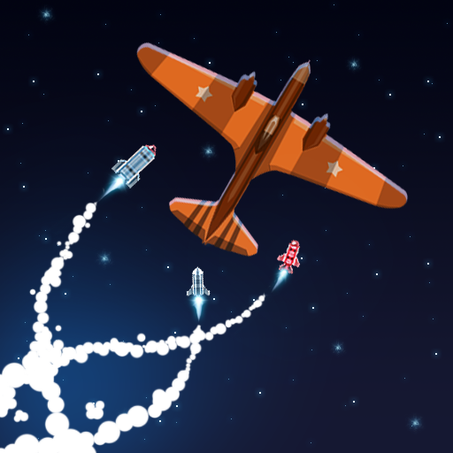 Missiles Chase: GO Sky Spy
